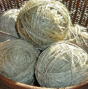 hemp nettle basketsm