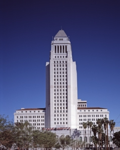 Los Angeles City Hall-500